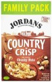 Jordans Country Chunky Nuts Crisp 850g