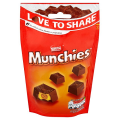 Munchies with Soft Caramel & Biscuit - Pouch 126g