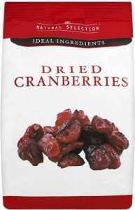 Natural Selection Dried American Cranberries 170g