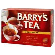Barry's Tea Gold Blend 80 Tea bags