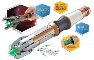 Doctor Who 12th Doctor's Touch Control Sonic Screwdriver