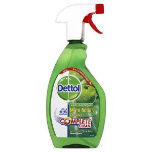 Dettol Complete Care Multi Action Green Apple Spray 500ml