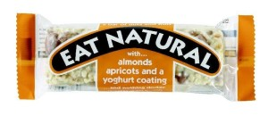 Eat Natural Almond & Apricot Bar 50g