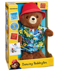 Dancing & Speaking Paddington Soft Toy 35cm Tall