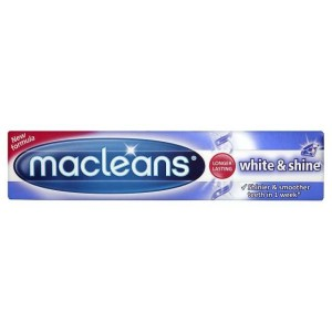 Macleans White'n'shine Toothpaste 100ml