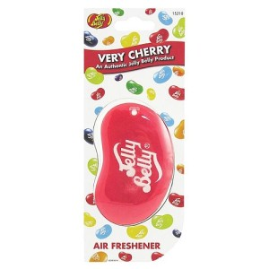 Jelly Belly 3D Air Freshener - Very Cherry