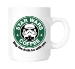 Star Wars, Starbucks Coffee Ceramic parody Mug 280ml