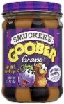 Smuckers Goober Peanut Butter and Grape 510g