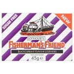 Fisherman's Friend Blackcurrant Flavour Lozenges 45g