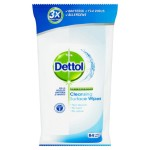 Dettol Anti Bacterial Cleansing Surface Wipes 84 per pack