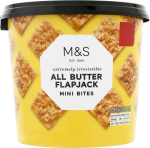 Marks & Spencer All Butter Flapjack Mini Bites 320g