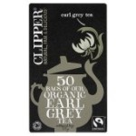 Clipper Organic Earl Grey Tea Bags 50 per pack