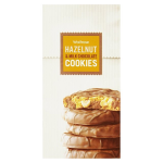 Milk Chocolate Chip & Hazel Cookies Waitrose 150g