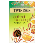 Twinings Salted Caramel Green Tea 20 per pack