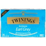 Twinings Russian Earl Grey 20 Enveloped Tea Bags