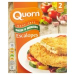 Quorn Cheese & Broccoli Escalope Frozen 240g
