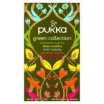 Pukka Green Tea Bags Collection 20 per pack