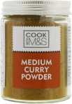 Marks & Spencer Medium Curry Powder 50g