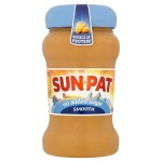 Sun-Pat Smooth No Added Sugar Peanut Butter 400g