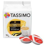 Tassimo Twinings English Breakfast Tea Pods 16 x 2.5g