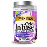 Twinings Cold In'fuse Blueberry Apple & Blackcurrant 12 Infusers
