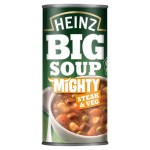 Heinz Big Soup Steak & Vegetable 500g