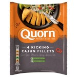 Quorn 4 Kicking Frozen Cajun Fillets 265g
