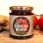 The Chilli Jam Man The Carolina Reaper Ultra Chilli Jam Sweet Spicy Relish 200g
