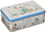 New English Teas Beatrix Potter Peter Rabbit 100 Tea Bags Tea Selection Tin