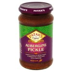 Patak's Aubergine Pickle Medium 283g