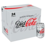 Coca Cola Diet Coke 24 x 330ml