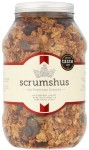 Scrumshus Premium Granola Honey & Maple Syrup 500g