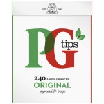 PG Tips Pyramid Tea Bags 240 per pack