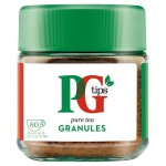PG Tips Pure Tea Granules freeze dried 40g