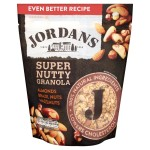 Jordans Super Nutty Granola 550g