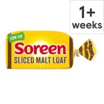 Soreen Squidgy Energy The Original Malt Toastie Loaf 280g