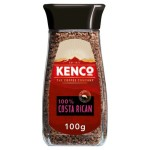 Kenco Costa Rican Instant Coffee 100g