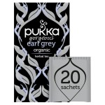 Pukka Organic Fairtrade Gorgeous Earl Grey Tea 20 per pack