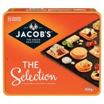 Jacob's Biscuits Selection Crackers for Cheese 900g