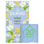 Pukka Relax Tea 20 per pack