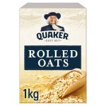 Quaker Wholegrain Rolled Oats 1kg