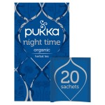 Pukka Night Time Tea 20 per pack