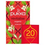 Pukka Revitalise 20 per pack
