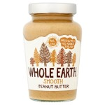Whole Earth Original Smooth Peanut Butter 454g