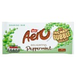 Aero Peppermint Chocolate Bar 100g