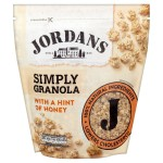 Jordans Simply Granola with a hint of Honey 750g