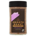 Cafedirect Fairtrade Smooth Roast Instant Coffee 100g