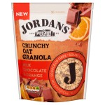 Jordans Crunchy Granola Chocolate & Orange 550g