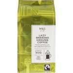 Marks & Spencer Lazy Weekend Ground Coffee 227g