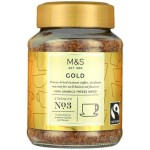 Marks & Spencer Gold Freeze-Dried No 3 Instant Coffee 100g